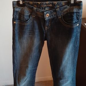Women's Guess Stretch Skinny Jeans